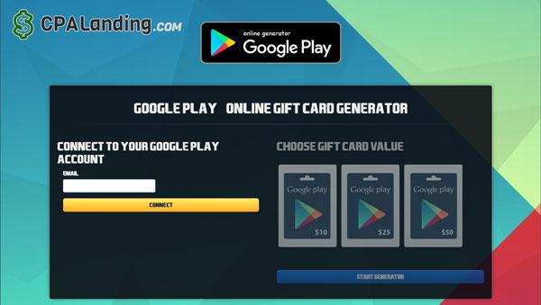 google play gift card generator